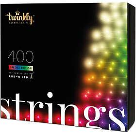 Twinkly String RGB+W 400L