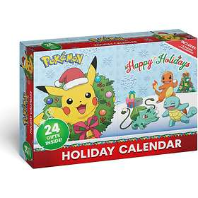 Pokémon Happy Holiday Advent Calendar 2020