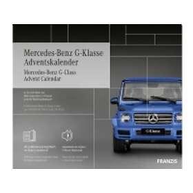 Franzis Mercedes-Benz G-Klasse Calendrier de l'Avent 2020