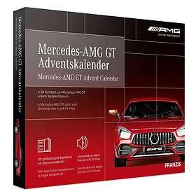 Franzis Mercedes-Benz AMG GT Joulukalenteri 2020