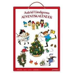 Rabén & Sjögren Astrid Lindgrens Joulukalenteri 2020