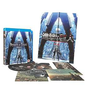 Attack On Titan - Season 3 - Part 1 - Collectors Edition