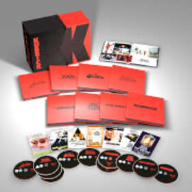 Stanley Kubrick: Film Collection (Limited Edition) (UHD+BD) (UK)