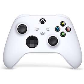 Microsoft Xbox Series X Wireless Controller - Robot White (Xbox Series X)