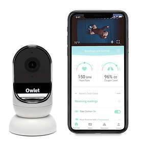 Owlet Cam HD Video Baby Monitor