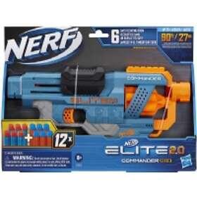 NERF Elite 2.0 Commander RC 6