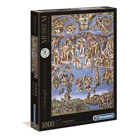 Clementoni Palapelit Museum Collection Universal Judgement 1000 Palaa