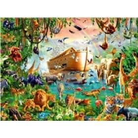 Bluebird Puzzle Palapelit Noah's Ark 1000 Palaa