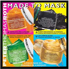 Peter Thomas Roth Made To Mask 4-Piece Mask Kit