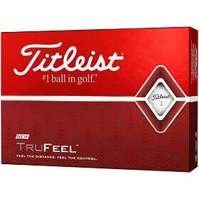 Titleist TruFeel (12 bollar)