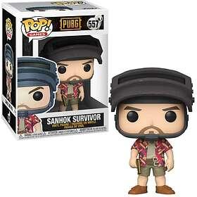 Funko POP! PUBG 557 Hawaiian Shirt Guy
