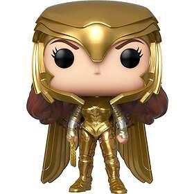 Funko POP! DC Comics Wonder Woman Golden Armor