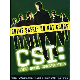 CSI: Crime Scene Investigation - Season 1 (US)