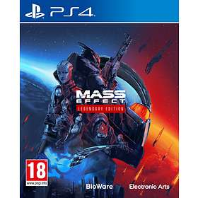 Mass Effect - Legendary Edition (PS4)
