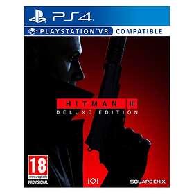 Hitman III - Deluxe Edition (VR) (PS4)