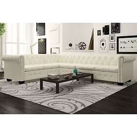 vidaXL Chesterfield (6-places)