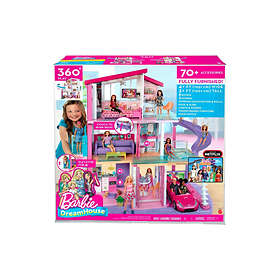 Barbie Dreamhouse with Wheelchair Accessible Elevator (GNH53)