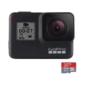 GoPro Hero 7 Black Special Bundle