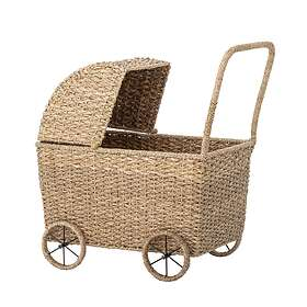 Bloomingville Natural Doll Pram