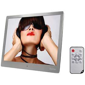 Hama Digital Photo Frame Steel Basic 9.7