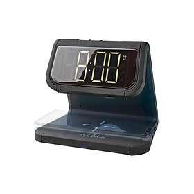 Nedis Alarm Clock Wireless Charger