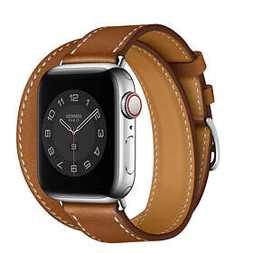 Apple Watch Series 6 Hermès 40mm Stainless Steel with Double Tour