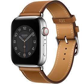 Apple Watch Series 6 Hermès 44mm Stainless Steel with Simple Tour
