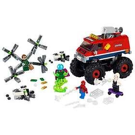 LEGO Spider-Man 76174 Spider-Mans monstertruck mot Mysterio