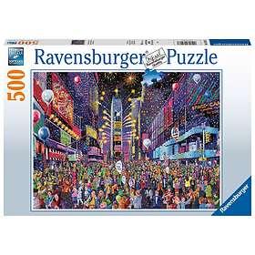 Ravensburger New Year Times Square 500 Palaa