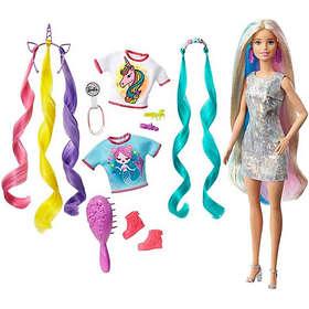 Barbie Fantasy Hair Doll GHN04