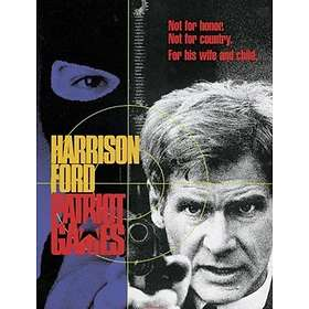 Patriot Games - Special Edition (UK)