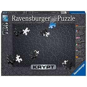 Ravensburger Palapelit Krypt Black 736 Palaa