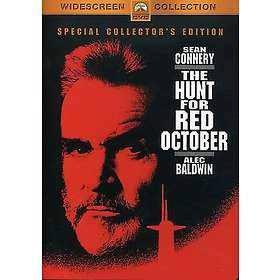 The Hunt For Red October - Special Edition (US)