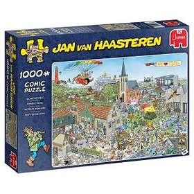 Jan Van Haasteren Palapelit Island Retreat 1000 Palaa