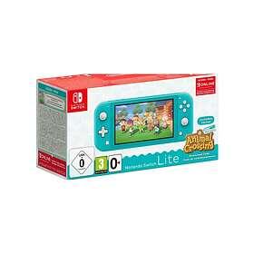Nintendo Switch Lite (+ Animal Crossing)