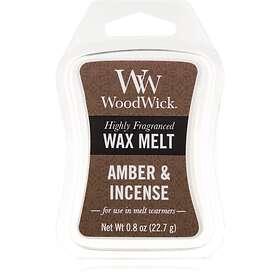 WoodWick Wax Melt Amber & Incense