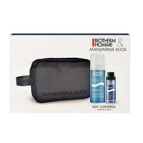 Biotherm Homme & Mandarina Duck Day Control Set