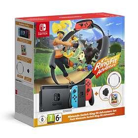 Nintendo Switch (2019) (ml. Ring Fit Adventure)