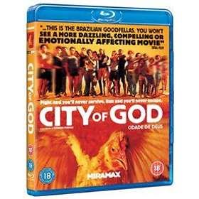 City of God: Cidade de Deus (UK)