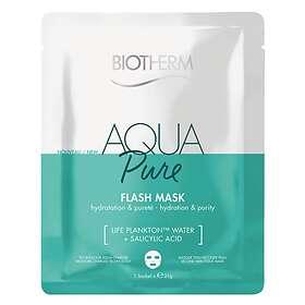 Biotherm Aqua Pure Flash Mask 1st