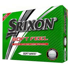 Srixon Soft Feel (12 bollar)