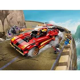 LEGO Ninjago 71737 X-1 Ninjamobil
