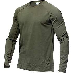 Alaska ELK 1795 Merino Crew Neck LS Shirt (Herr)