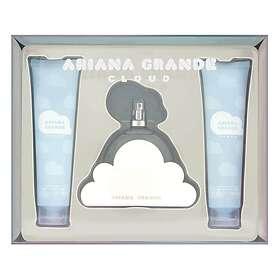 Ariana Grande Cloud edp 100ml + SG 100ml + BL 100ml for Women