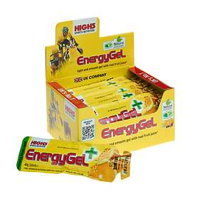 High5 EnergyGel Plus Gel 38g 20st