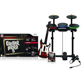 Guitar Hero 5 (inkl. Instrument) (Wii)