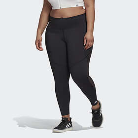 Adidas Believe This 2.0 3-Stripes Mesh Long Tights (Dam)