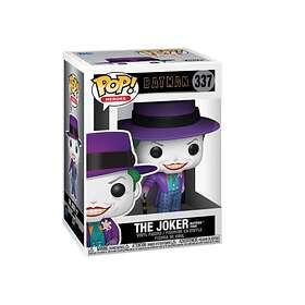 Funko POP! DC Comics 337 1989 The Joker (w/Hat Chase)