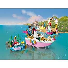 LEGO Disney 43191 Ariels festbåt