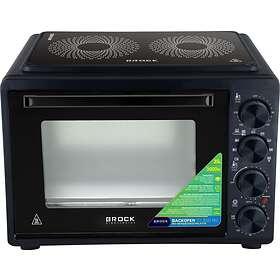Brock Electronics TO3502BKI (Sort)